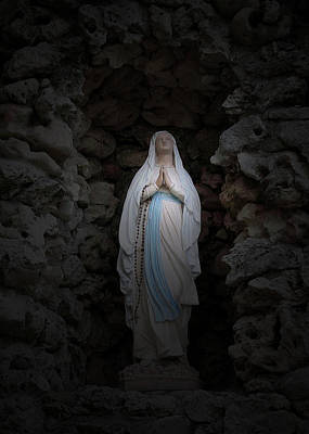 Photograph - Marys Prayer II by Terence McSorley