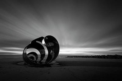 Photograph - Mary's Shell by Mark Leader
