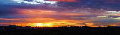 Photograph - Maryvale Sunrise Cvs by Kimo Fernandez