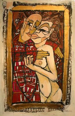 Marzipan Art Print by Samuel Miller