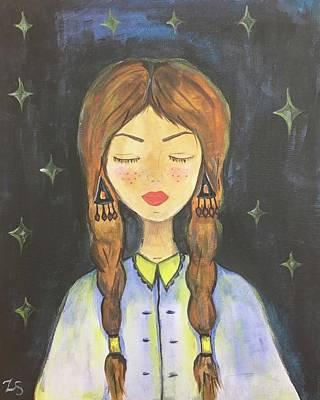 Marziya Art Print