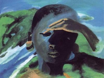 Painting - Masai by Enrico Garff