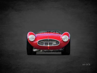 Maserati A6 Gcs Art Print