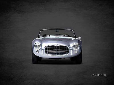Maserati Photograph - Maserati A6 Spider by Mark Rogan