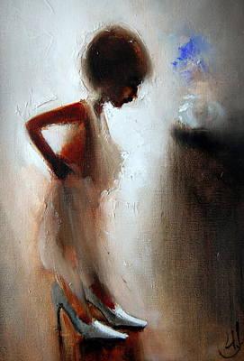 Painting - Masha by Igor Medvedev