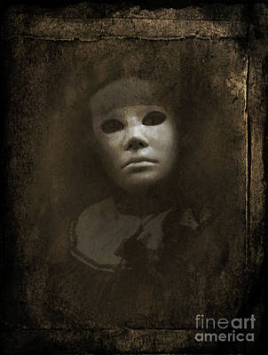 Photograph - Mask 2 by John Anderson