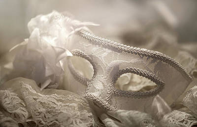 Photograph - Mask by Cindy Grundsten