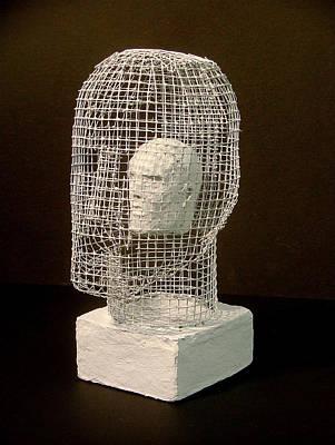 Mask Art Print by Gary Kaemmer