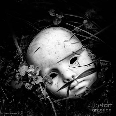 Photograph - Masked by Arne Hansen