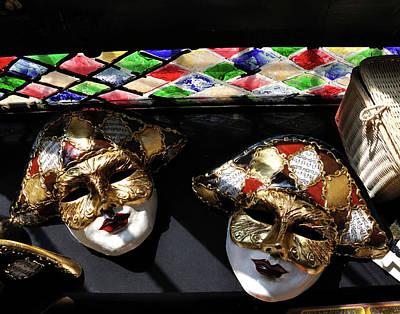Masks Of Venice Original