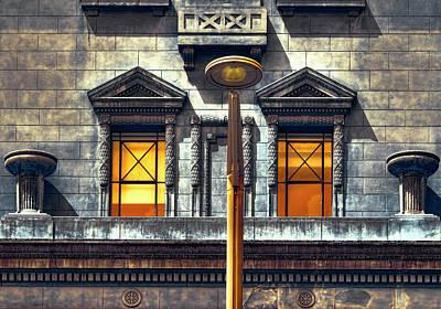 Photograph - Masonic Lodge by Wayne Sherriff