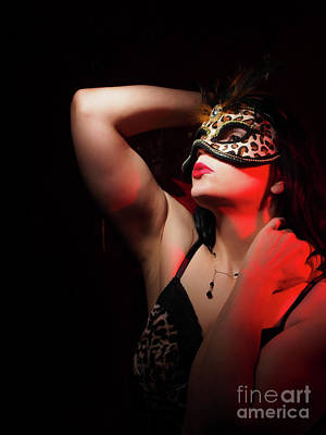 Photograph - Masquerade 6 by Dorothy Lee