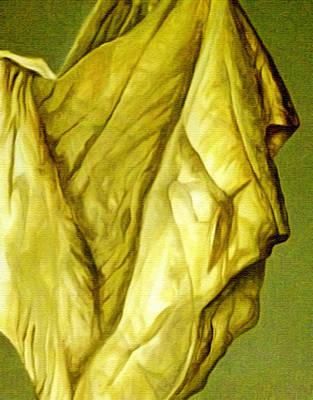 Sheet Painting - Masquerade by Fallon Franzen
