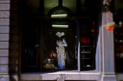 Photograph - Masquerade Shop by Rodney Lee Williams