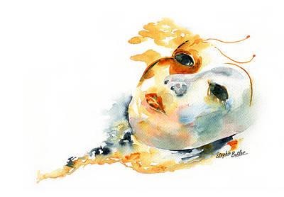 Masquerade Original by Stephie Butler