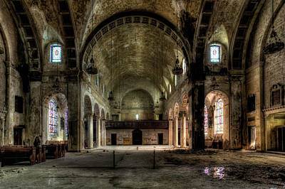 Photograph - Mass Abandonment by John Hoey