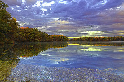 Photograph - Massachusetts Sunrise by Juergen Roth
