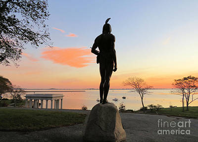 Photograph - Massasoit At Sunrise  by Janice Drew