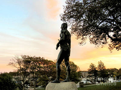 Photograph - Massasoit At Sunset  by Janice Drew