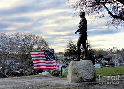 Photograph - Massasoit In November  by Janice Drew