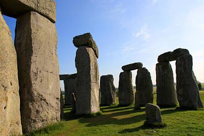 Sacrificial Photograph - Massive Stones by Kamil Swiatek