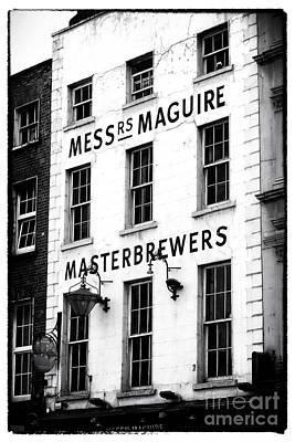 St. John Photograph - Masterbrewers by John Rizzuto