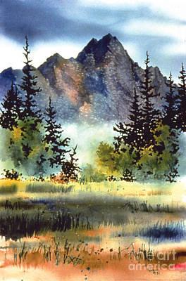 Painting - Matanuska by Teresa Ascone