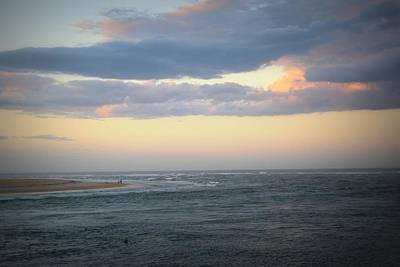 Photograph - Matanzas Inlet by Mandy Shupp