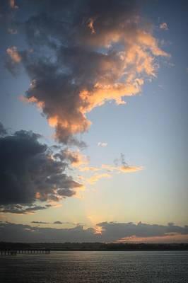 Photograph - Matanzas Sunset by Mandy Shupp