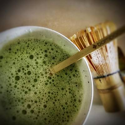 Photograph - Matcha Tea On A Frigid Day by Patricia E Sundik