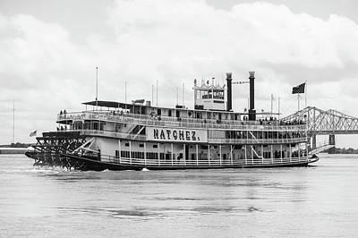 Photograph - Natchez by Ray Devlin