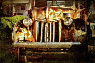 Photograph - Mater by Lana Trussell