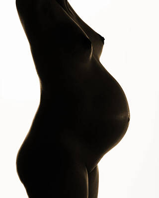 Photograph - Maternity 64 by Michael Fryd