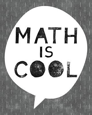 Digital Art - Math Is Cool- Art By Linda Woods by Linda Woods