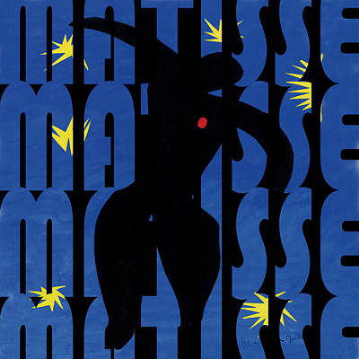Photograph - Matisse 5 by Andrew Fare