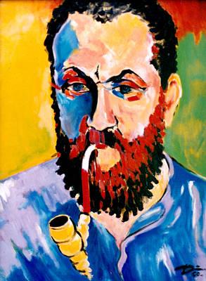 Matisse Art Print by Hans Doller