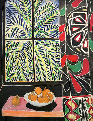 Painting - Matisse, Interior, 1948. by Granger