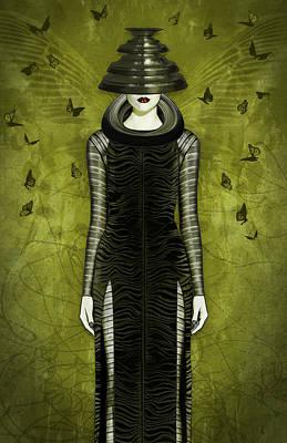 Digital Art - Matriarch by Jason Casteel