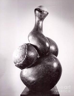 Sculpture - Matrix by Robert F Battles