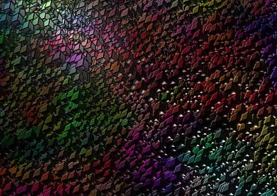 Matrizzavano Art Print by Jeff Iverson