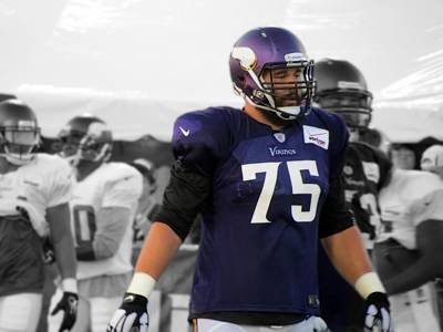 Photograph - Matt Kalil by Kyle West