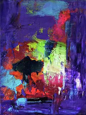 Matter Painting 10 Original by Pamela Rys