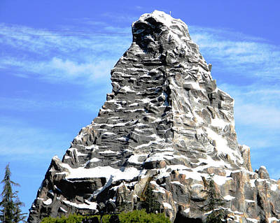 Photograph - Matterhorn Peak by Accent on Photography