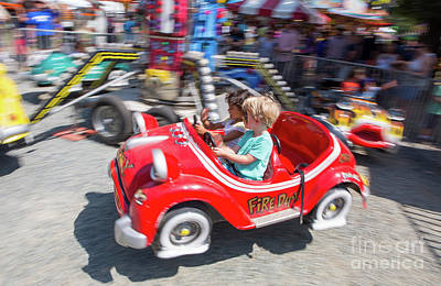 Photograph - Matthews Alive Festival by Kevin McCarthy