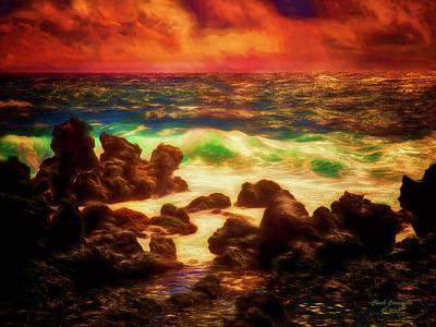 Photograph - Maui ... by Chuck Caramella