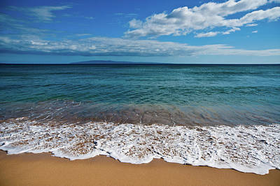 Photograph - Maui Beach  by Harry Spitz