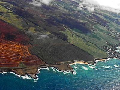 Photograph - Maui Coastline  by Elizabeth Hoskinson
