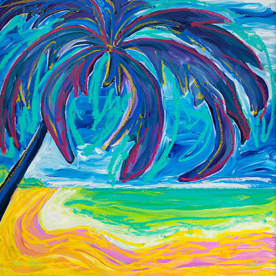 Painting - Maui Day by Beth Cooper