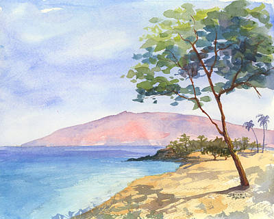 Painting - Maui Dream by Darice Machel McGuire