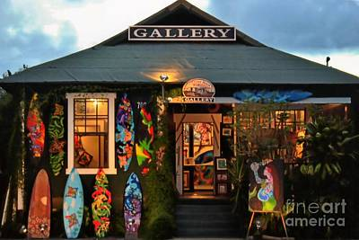 Photograph - Maui Gallery by DJ Florek